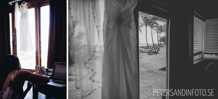 Destination wedding in Hawaii - wedding photographer in Sweden