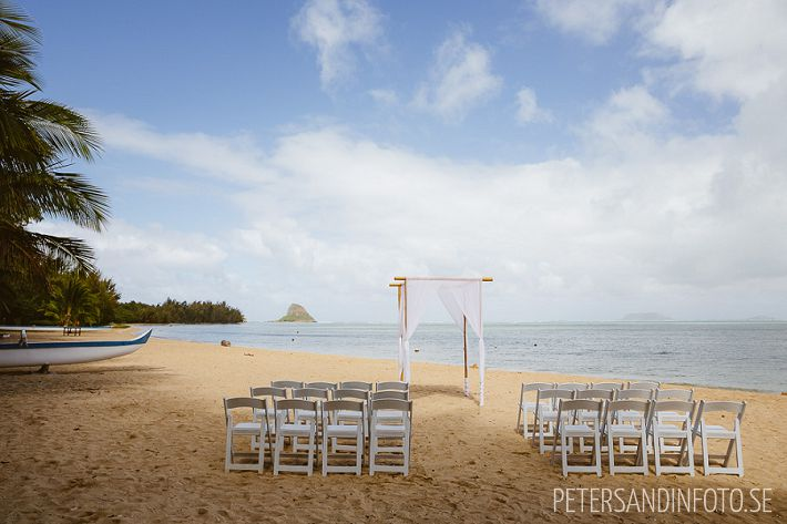 Destination wedding photography in Hawaii - wedding photographer in Sweden